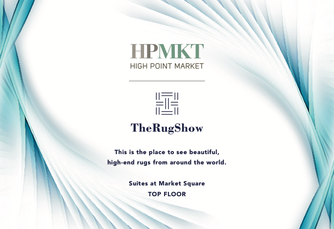 THE RUG SHOW AT HIGH POINT MARKET 2017
