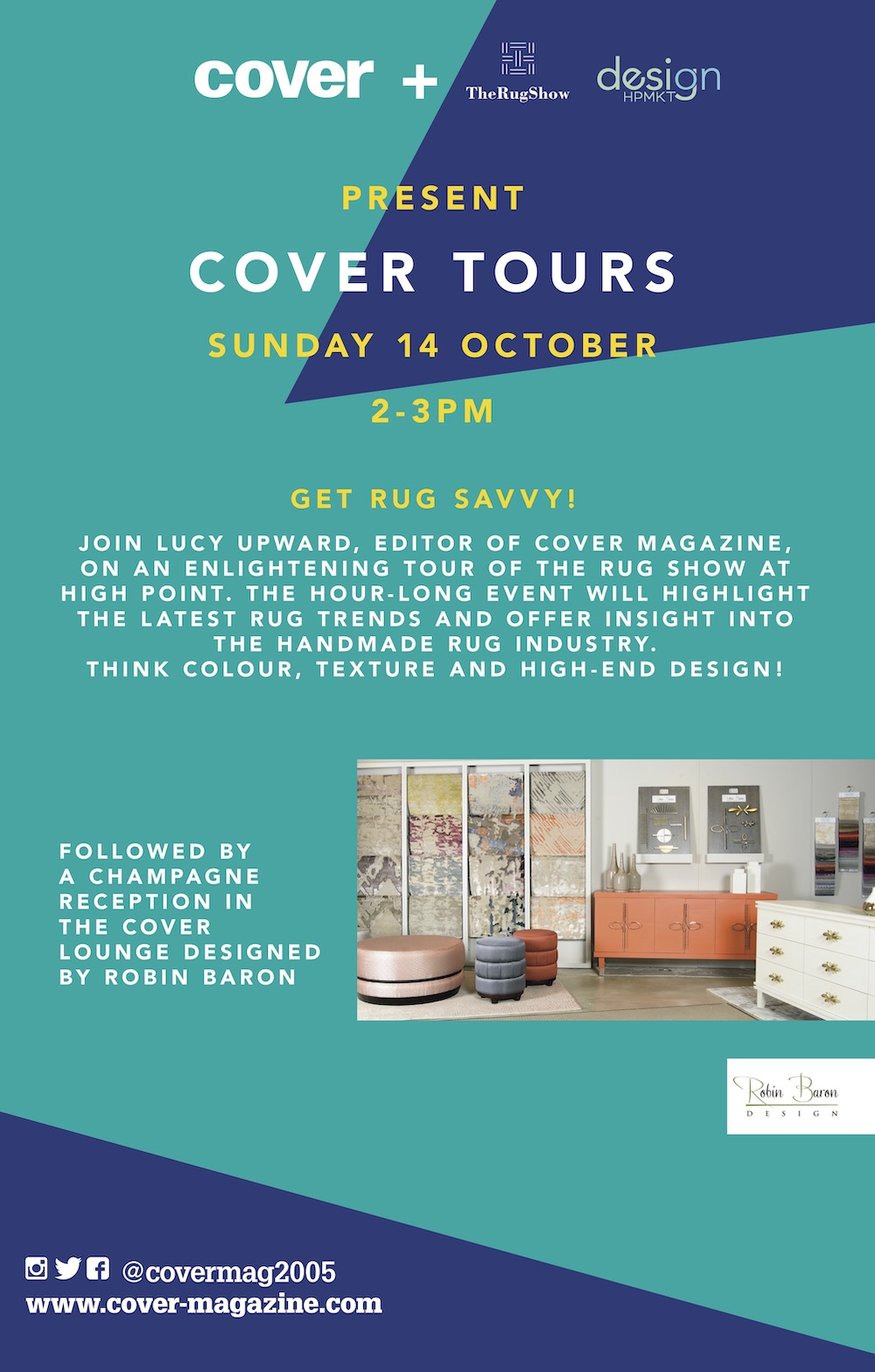 The Rug Tour at High Point Market 2018