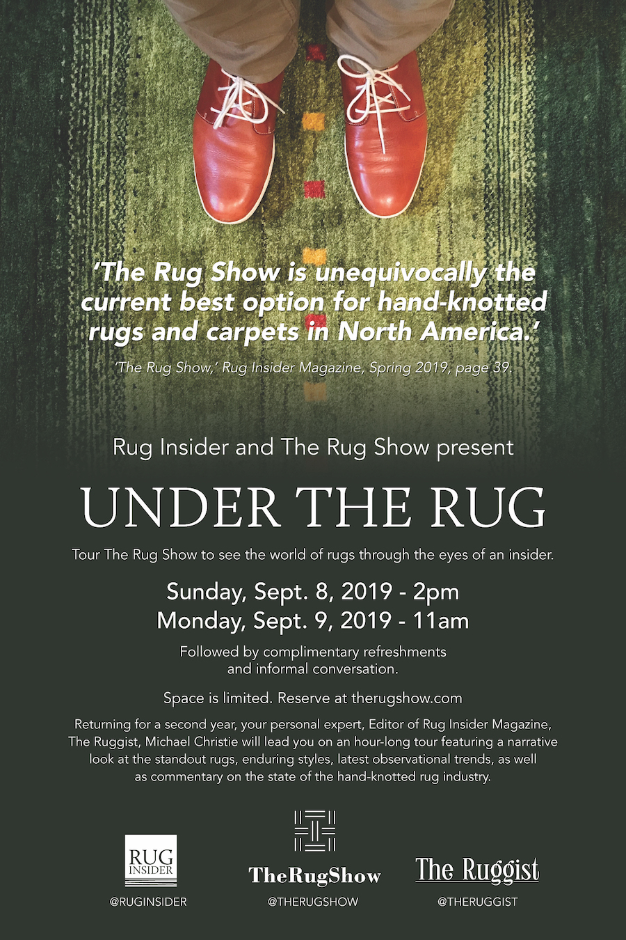 Under the Rug - Rug Tour